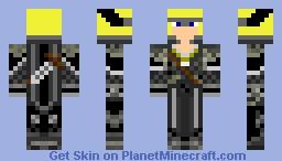 Skin Request - Dark Knight V3 Minecraft Skin