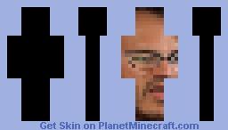 Yea This Big Brain Time Minecraft Skin