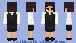 ∎ Gabi ∎ Attack on Titan ∎ Minecraft Skin