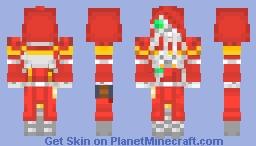 Adeptus Mechanicus – Warhammer 40,000 Minecraft Skin