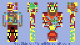 A SSyber Skin for MCPE 1.16 Badrock #2 Minecraft Skin