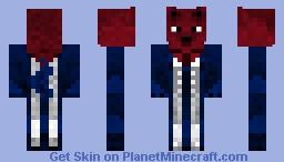 Wolf Cuban (Lobo Cubano) Minecraft Skin