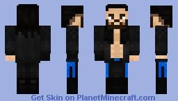 WWE Seth Rollins Survivor Series 2020 Minecraft Skin
