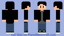 skin test Minecraft Skin