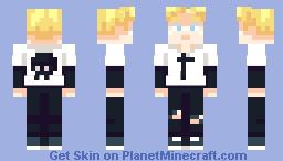 Eboy Wytze Minecraft Skin