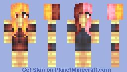 SugarBlaise Minecraft Skin