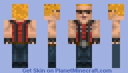 Duke Nukem [Contest] Minecraft