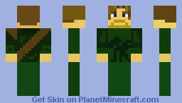 I on't kow what he's name is yet Minecraft Skin