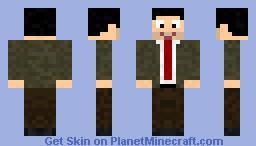 Mr.bean Minecraft