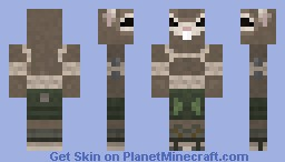 Turner From Overgrowth Minecraft