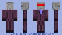 Thomas Bangalter Minecraft Skin