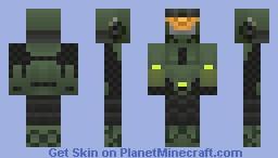 Halo Minecraft Skin