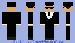 Ethan Hunt Minecraft Skin