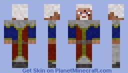 Empire Soldier Minecraft Skin
