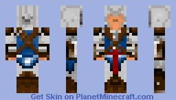 Connor Rathonake Minecraft Skin