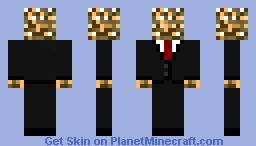 Glowstone Business Man