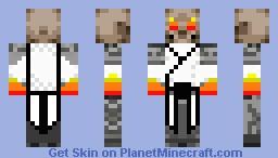 Death Mage Minecraft Skin