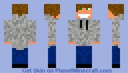 Skate Minecraft Skin