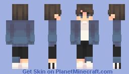[moon] Minecraft Skin