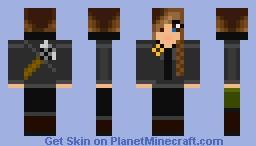 KatnissEverdeen Minecraft Skin