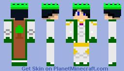 Runescape (Party hat) Minecraft Skin