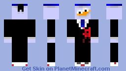 My Skin - SteelxSaint Minecraft Skin
