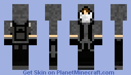 Black Jim Minecraft Skin