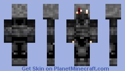 Ninja Minecraft Skin