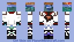 Apple Ranger Minecraft Skin