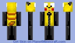 pikatchu/gir Minecraft Skin