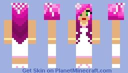 Super Cute GIRL!! Minecraft Skin
