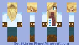 snow skin Minecraft Skin