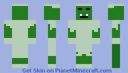 skyrim orc Minecraft Skin