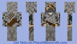 assassin snow Minecraft Skin