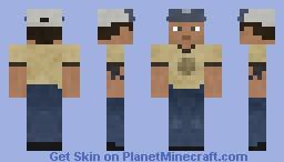 Ellis (L4D2) Minecraft Skin