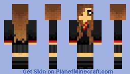 Hermione Granger Minecraft Skin
