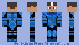 Skin By a Friend Minecraft Skin