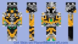 Enderlord V : Pride Minecraft Skin