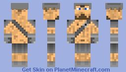 The Legend of Sheldor (no sword on back) Minecraft Skin