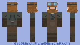 Steampunk Dwarf Minecraft