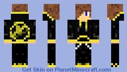 hungergames boy Minecraft Skin