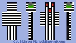 MineCraft-Planet - Robo Minecraft Skin