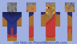 forge Minecraft Skin