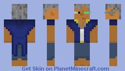 dax Minecraft Skin