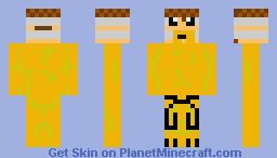 Jake Halloween skin Minecraft Skin