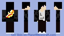 Johnny Minecraft Skin