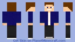 Cool - boy Minecraft Skin