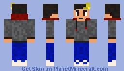 Zayn Malik Minecraft Skin
