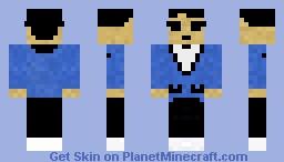 PSY SKIN (LONG LIVE GANGNAM STYLE) Minecraft Skin