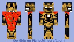 Enderlord I Oblivion Minecraft Skin